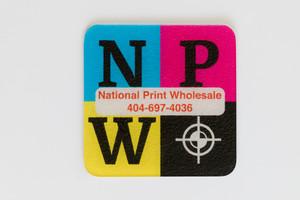 NPW coaster