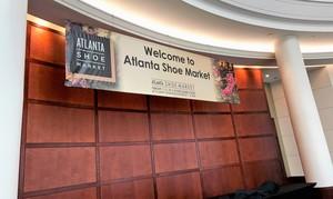 Atlanta Shoe Market sign
