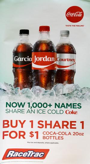 Coca-Cola RaceTrac