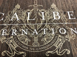 Custom Vinyl Wood Grain Flooring XCaliber International