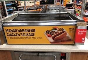 RaceTrac Chicken Sausage