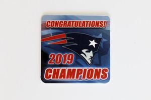 Patriots: 2019 Champions