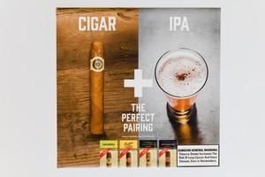 Pilot: Cigar + IPA