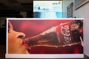 Coca-Cola Banner