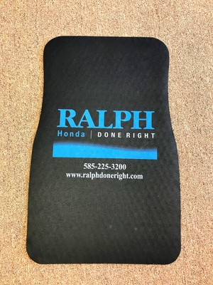 Ralph Honda floor mats