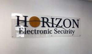Horizon Electronic Security Acrylic Wall Print 2